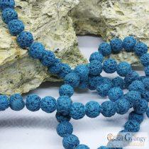 Turquoise Lava Beads - 1 pcs. - 8 mm