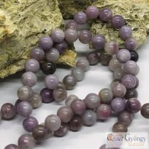 Lilac Jade - 1 pcs. - 8 mm Gemstone Beads