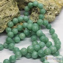Burmese Jade - 1 pcs. - 8 mm Gemstone Beads