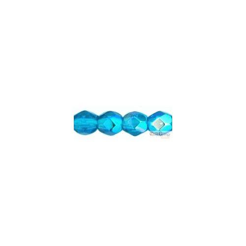 Capri Blue AB - 50 db - csiszolt gyöngy 3 mm (X60080)