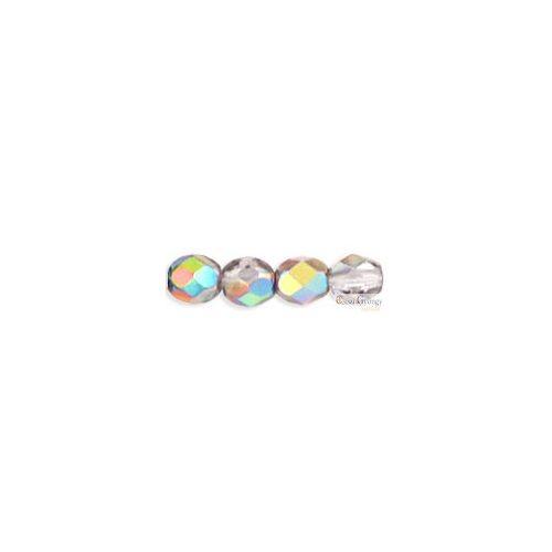 Crystal Vitrail Light - 50 db - csiszolt gyöngy 3 mm (V00030)