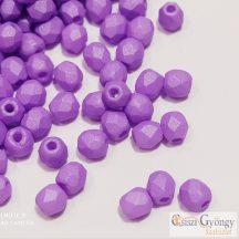 Lavender - 50 db - csiszolt gyöngy 3 mm (29570AL)