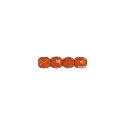 Light Terracotta - 50 db - csiszolt gyöngy 3 mm (13760)