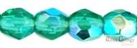 Emerald AB - 4 mm - csiszolt gyöngy (X50730)