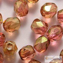 Luster Pink - 40 db - 4 mm csiszolt gyöngy (LK00030)