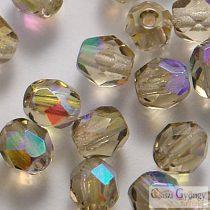 Black Diamond AB - 40 Stk. - 4 mm Glasschliffperlen (X40020)