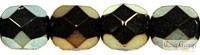 Iris Brown - 20 db - csiszolt gyöngy 6 mm (21415JT)
