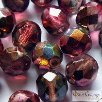 Magic Wine - 10 pice - 8 mm Fire-polished Beads (95200)