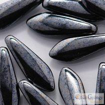 Hematite - 1 Stk. - Dagger Beads, Grösse: 5x16 mm (14400)