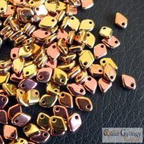 Metallic California Pink - 2,5 g - Dragon Scale Beads 1,5x5 mm