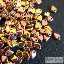Metallic California Pink - 2,5 g - Dragon Scale gyöngy 1,5x5 mm