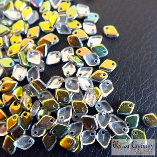 Crystal Vitrail - 2,5 g - Dragon Scale gyöngy 1,5x5 mm
