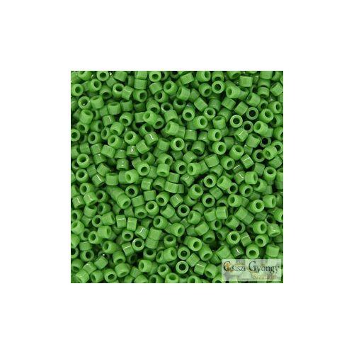 0724 - Opaque Pea Green - 5 g - 11/0 Delica gyöngy
