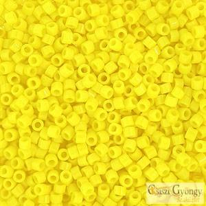 0721 - Opaque Yellow - 5 g - 11/0 Delica gyöngy