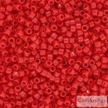 0723 - Opaque Dark Cranberry - 5 g - 11/0 Delica gyöngy