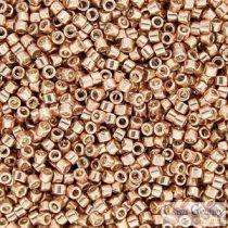 0411 - Galv. Gold - 5 g - 11/0 delica gyöngy