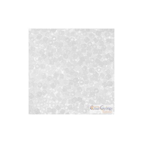 0741 - Matte Crystal - 5 g - 11/0 delica gyöngy