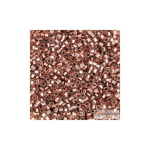 0037 - Copper Lined Crystal - 5 g - 11/0 delica