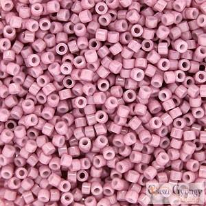 0210 - Opaque Luster Antiq. Rose - 5 g - 11/0 Miyuki Delica gyöngy