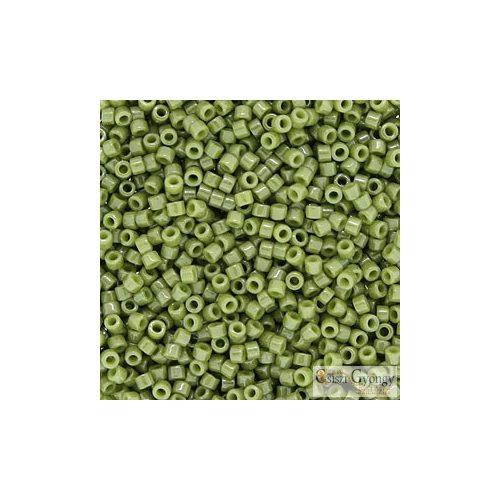 0263 - Opaque Luster Oliva - 5 g - 11/0 delica gyöngy