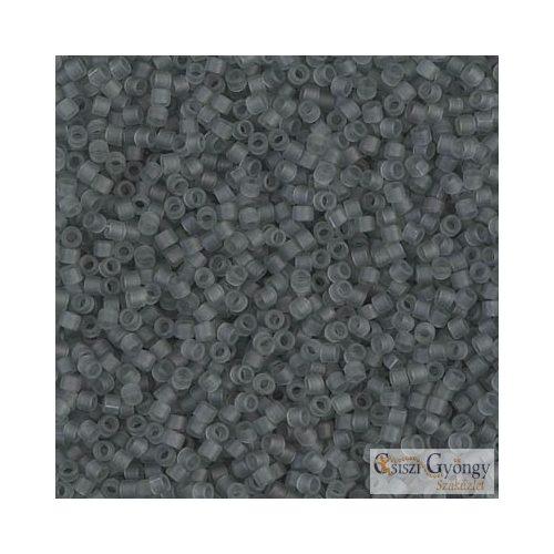 0749 - Matte Transparent Grey - 5 g - 11/0 Miyuki Delica gyöngy