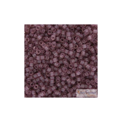 0765 - Transp. Matte Amethyst - 5 g - 11/0 delica gyöngy