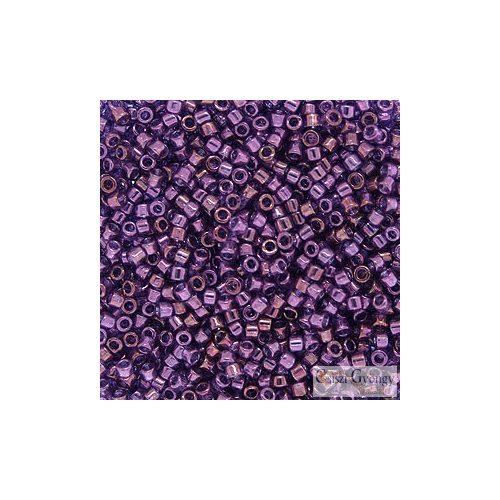 0117 - Gold Luster Lavender - 5 g - 11/0 delica gyöngy