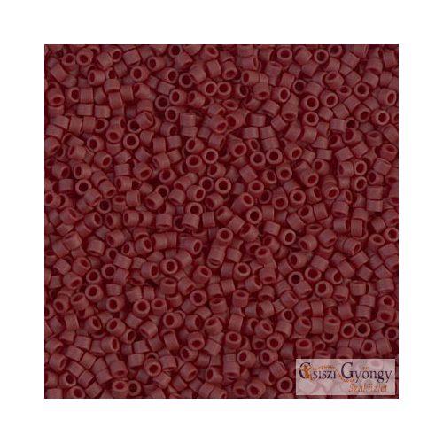 1584 - Opaque Matte Currant - 5 g - 11/0 Delica gyöngy