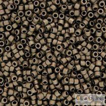 0322 - Matte Metallic Bronze - 5 g - 11/0 Miyuki Delica Beads