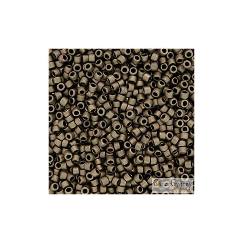 0322 - Matte Metallic Bronze - 5 g - 11/0 Miyuki delica gyöngy