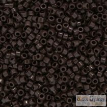0734 - Opaque Choco Brown - 5 g - 11/0 Miyuki Delica Beads