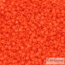 0722 - Opaque Bright Orange - 5 g - 11/0 delica beads