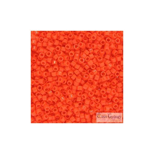 0722 - Opaque Bright Orange - 5 g - 11/0 delica gyöngy