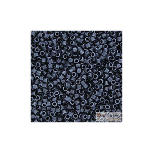 0301 - Matte Gunmetal  - 5 g - 11/0 delica gyöngy