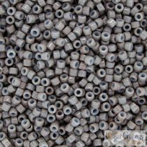 0652 - Dyed Opaque Grey - 5 g - 11/0 delica beads