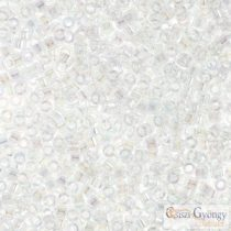 0051 - Transparent Crystal AB - 5 g - 11/0 Miyuki Delica gyöngy