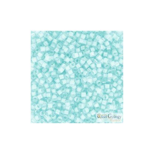 0078 - Lined Aqua Mist - 5 g - 11/0 delica gyöngy