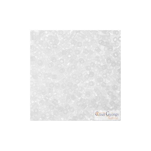0220 - Milky White - 5 g - 11/0 Miyuki Delica gyöngy