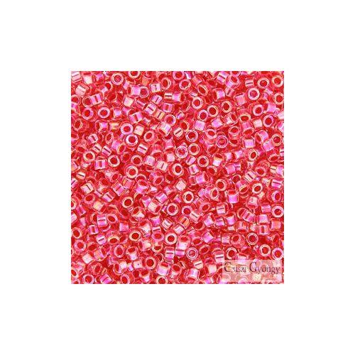 0075 - Lined Dark Rose - 5 g - 11/0 delica