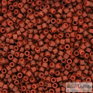 0794 - Dyed Matte Opaque Sienna - 5 g - 11/0 delica beads