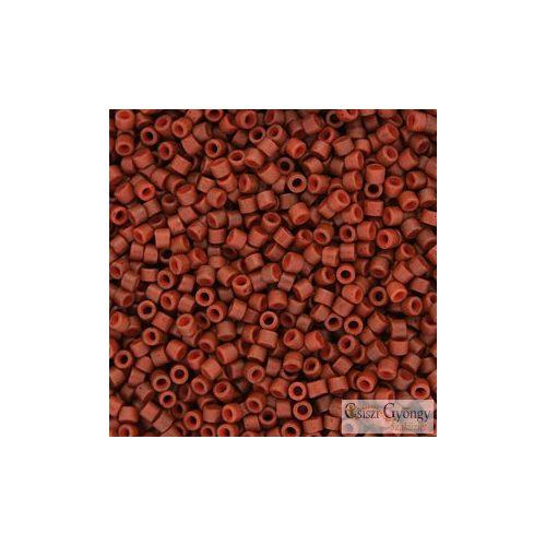 0794 - Dyed Matte Opaque Sienna - 5 g - 11/0 Miyuki Delica gyöngy