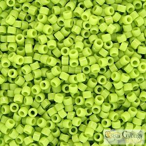 0733 - Opaque Chartreuse - 5 g - 11/0 Miyuki Delica gyöngy