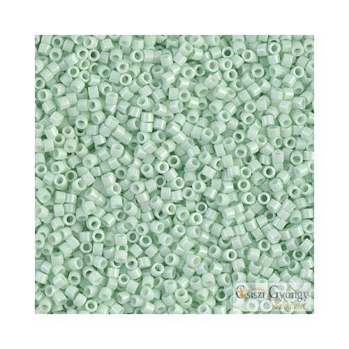 1496 - Opaque Light Mint Green - 5 g - 11/0 Miyuki Delica gyöngy