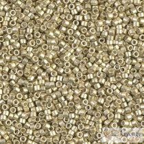 1151 - Galv. Matte Silver - 5 g - 11/0 Miyuki Delica Beads