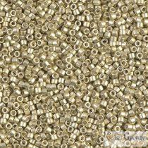 1151 - Galv. Matte Silver - 5 g - 11/0 Miyuki Delica gyöngy