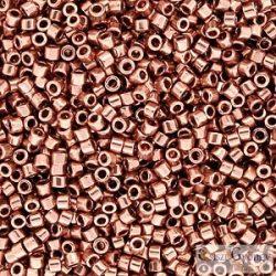 0040 - Matte Met. Copper - 5 g 11/0 delica gyöngy