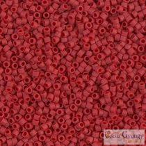 0796 - Dyed Opaque Matte Maroon - 5 g - 11/0 Miyuki Delica gyöngy