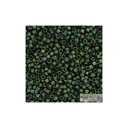 0327 - Matte Iris Teal - 5 g 11/0 delica gyöngy