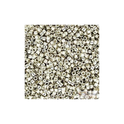0035 - Galvanized Silver - 5 g - 11/0 Miyuki delica gyöngy