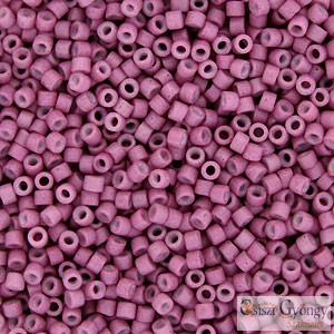 0800 - Op. Dyed Matte Rose - 5 g - 11/0 delica gyöngy